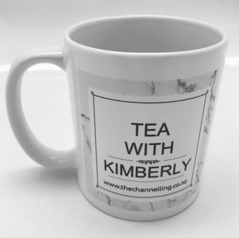 TEA WITH KIMBERLY ceramic cup